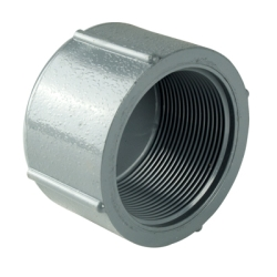 "4"" CPVC Threaded Cap"