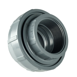 "1/4"" CPVC Threaded Union"