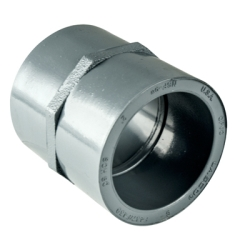 "1-1/2"" CPVC Schedule 80 Straight Coupling"