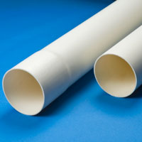 PVC Drain & Sewer Pipe