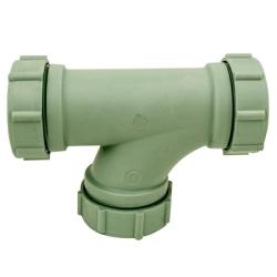 Labline® Polypropylene Sanitary Tee