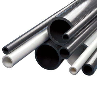 "8"" Gray PVC Schedule 40 Pipe"