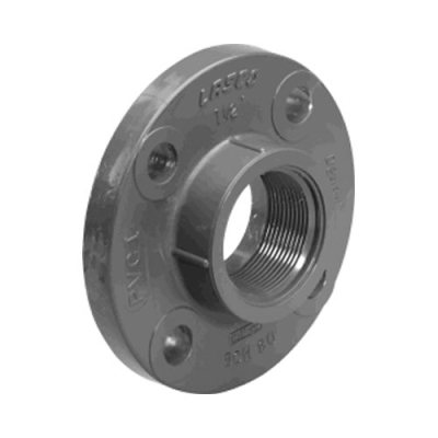 PVC Schedule 80 Threaded 150 lbs. Companion Flanges