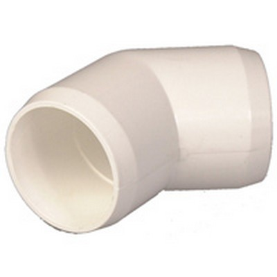 45° Elbow for Furniture Pipe