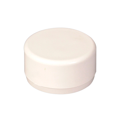 "3/4"" CTS (Copper Tube Size) White Cap"