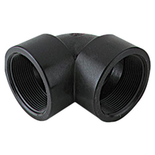 Polypropylene 90° Pipe Elbows