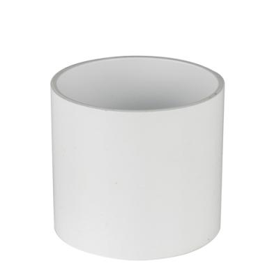 """6"""" White PVC Coupling"""