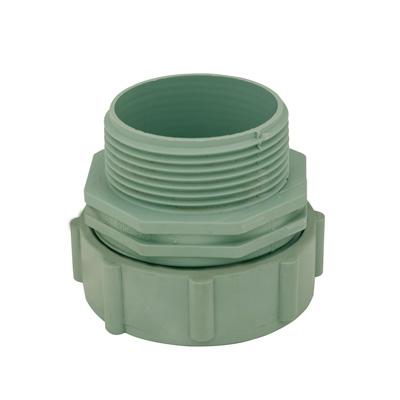 Labline® Polypropylene Male Adapter EJ x MPT