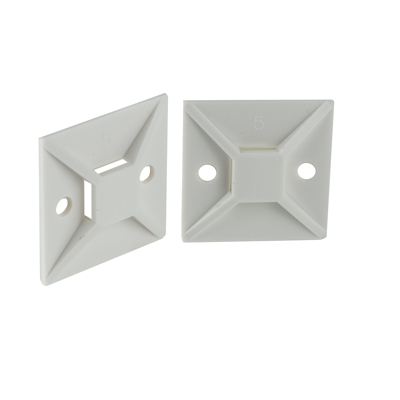 Square Nylon Mounting Bases