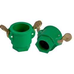 "3/4"" FGHT x 3/4"" Female Coupler"