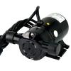 Jabsco Self-Priming Pump with Flexible Nitrile Impeller & 1/12 HP, 115 VAC Motor