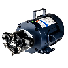 Jabsco Self-Priming Pump with Flexible Nitrile Impeller & 1/2 HP, 115 VAC Motor