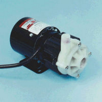 AC-3CP-MD March® Magnetic Drive Polypropylene Pump with 1/15 HP, 115v Air Cooled Motor