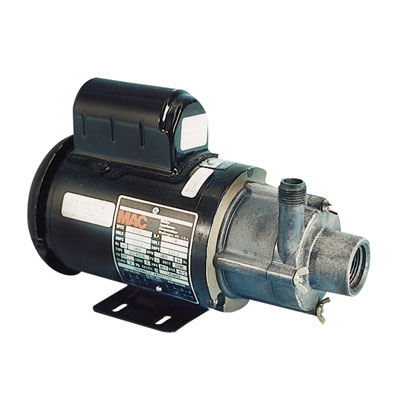 TE-3-MD-HC Little Giant® Magnetic Drive Pump with 1/25 HP, 115v, TEFC Motor