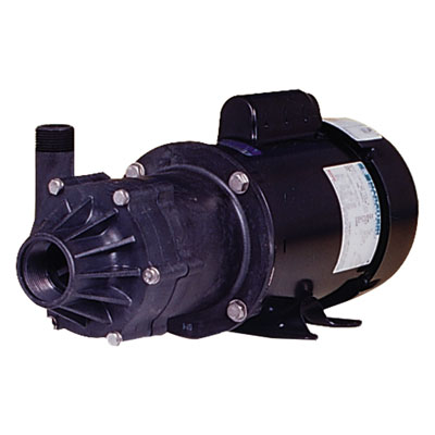 Little Giant® CK Series Magnetic Drive Pumps for Highly Corrosive Chemicals