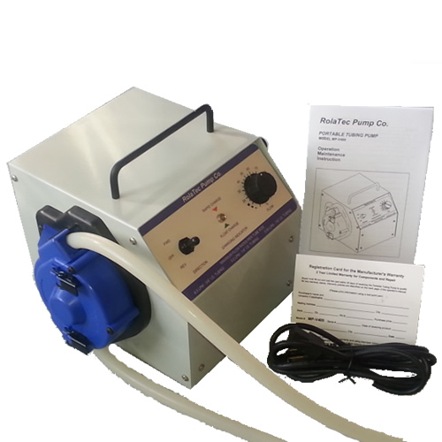 Portable Peristaltic Pump