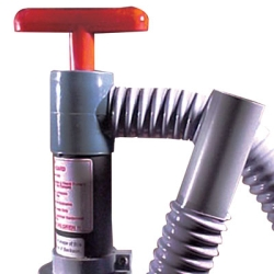 Petroleum Pump with 3' Discharge Hose (No Adapter)