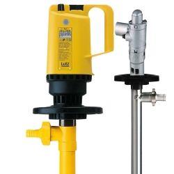 Lutz® Seal-Less Drum Pumps