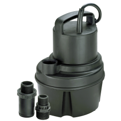 Cover-Care 6MSP Utility/Pool Pump