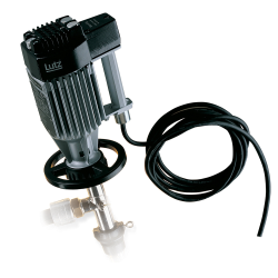Lutz® Seal-Less Silver Star Model Drum Pumps
