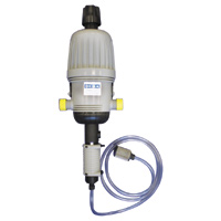 .4-4% Mixrite Water Powered Pump