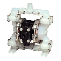 Air Operated Diaphragm Pumps for Flammable Fluids