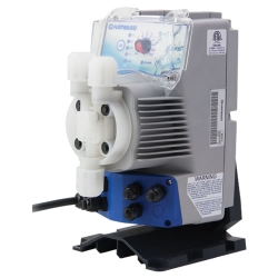 ZMA Series 500 Analog Solenoid Pump with EPDM Seals 300 strokes/min., 5 GPH, Constant Dosage