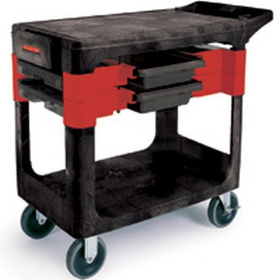 Rubbermaid® Trades Cart