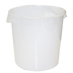 22 Qt. White Rubbermaid ® Container (Lid Sold Separately)