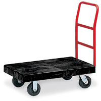 Rubbermaid® Crossbar Handle Platform Trucks