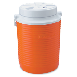 Rubbermaid ® 1 Gallon Orange Victory™ Jug - 8.41