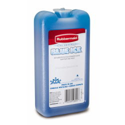 Rubbermaid ® Blue Ice Block Pack - Hard Sided