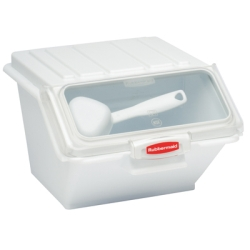 Rubbermaid ® Prosave™ Shelf Ingredient Bin with 1/2 Cup Scoop