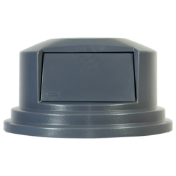 Gray Dome Top Lid - 27.25