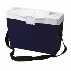 Blue Rubbermaid ® 12 Can Slim Insulated Cooler