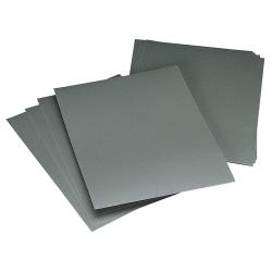 "9"" W x 11"" L x 100 Grit Silicon Carbide Wet/Dry Sheets"