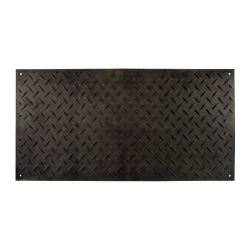 "24"" x 96"" Black Diamond Cleats Ground Protection AlturnaMat ®"