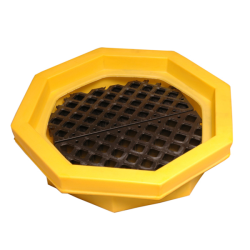 UltraTech Ultra Drum Tray With Grate