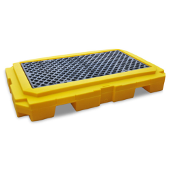 UltraTech Ultra Spill Containment Pallet Plus, P2 2 Drum Model