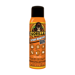 14 oz. Clear Gorilla ® Spray Adhesive