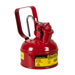 """1 Pint Justrite ® Type I Safety Can - 4-5/8"""" x 6-3/4"""""""