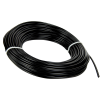 """3/16"""" Black LDPE Round Welding Rod (approximately 91' per lb. coil)"""