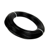 """3/16"""" Black PP Round Welding Rod (approximately 92' per lb. coil)"""