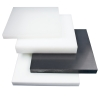"1-1/4"" x 10"" x 10"" Natural Nylon 6/6 Sheet"