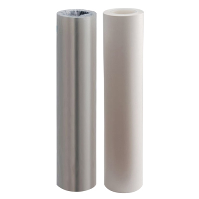 ".003 x 40"" x 100' Clear Polyester Film"
