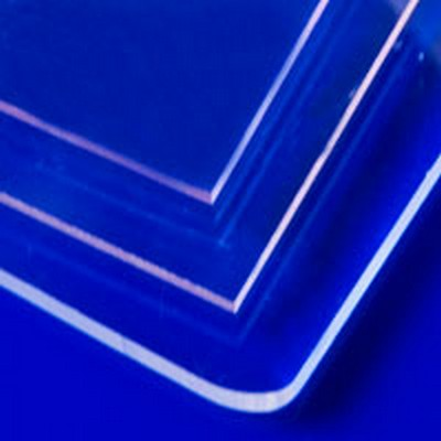".472""(12mm) x 24"" x 48"" Abrasion Resistant Acrylic Sheet"