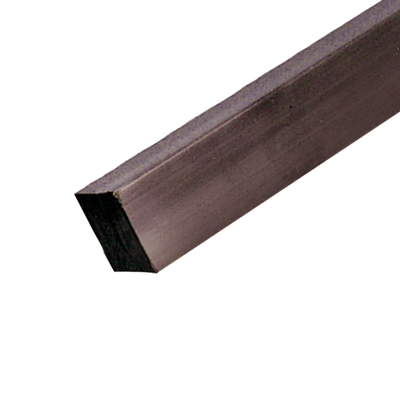 """1/2"""" PVC-1 Square Stock"""