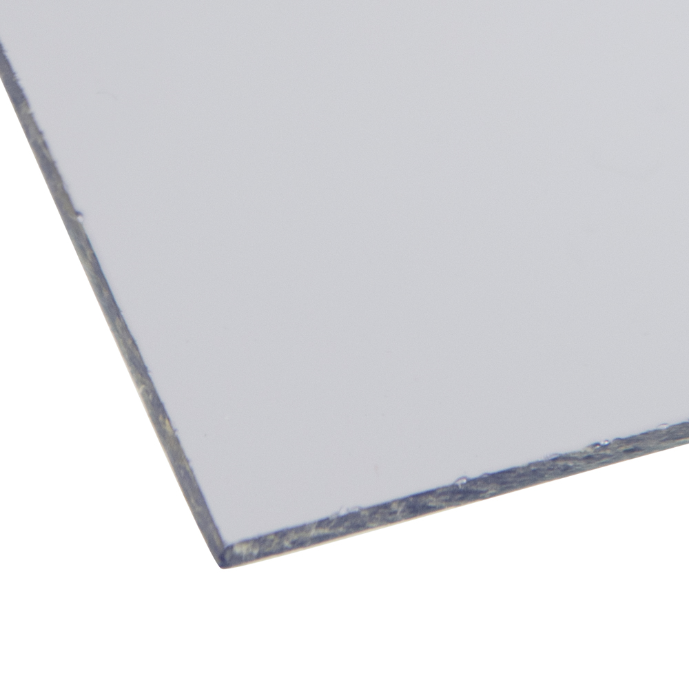 "1/2"" x 12"" x 48"" Clear PVC Sheet"