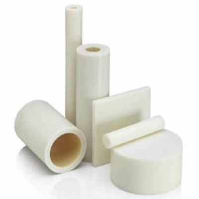 "4-1/2"" OD x 3-1/2"" ID Nycast® 6PA Natural Tube"