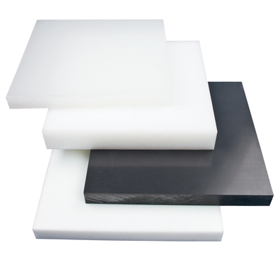 "1"" x 10"" x 10"" Polypropylene Sheet"